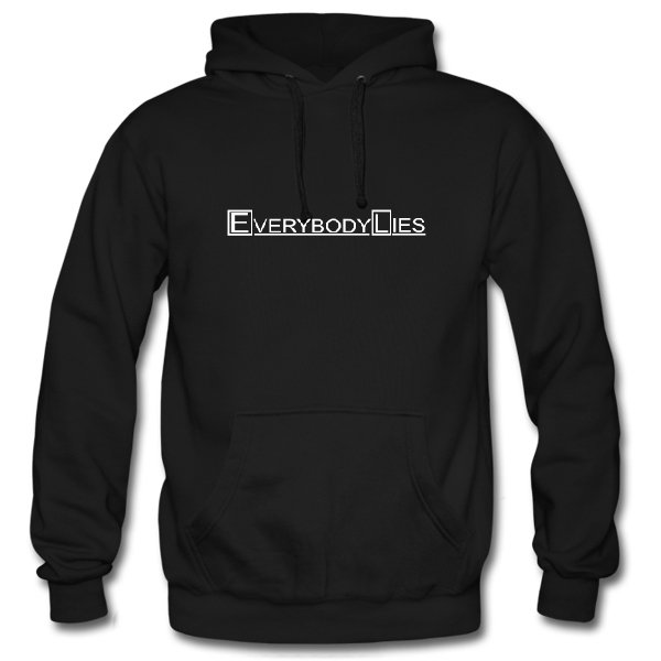 Толстовка Everybody Lies