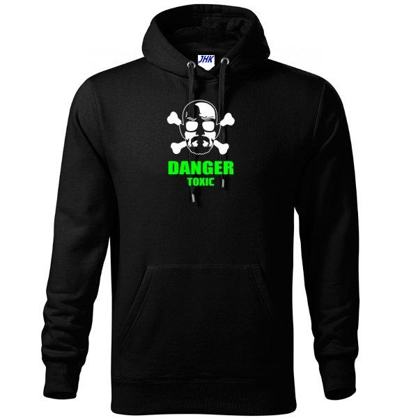 Толстовка Danger Toxic