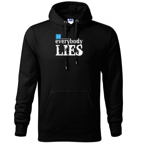 Толстовка Доктор Хаус Everybody Lies