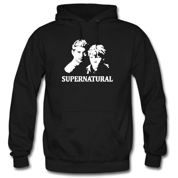 Толстовка Supernatural Лица