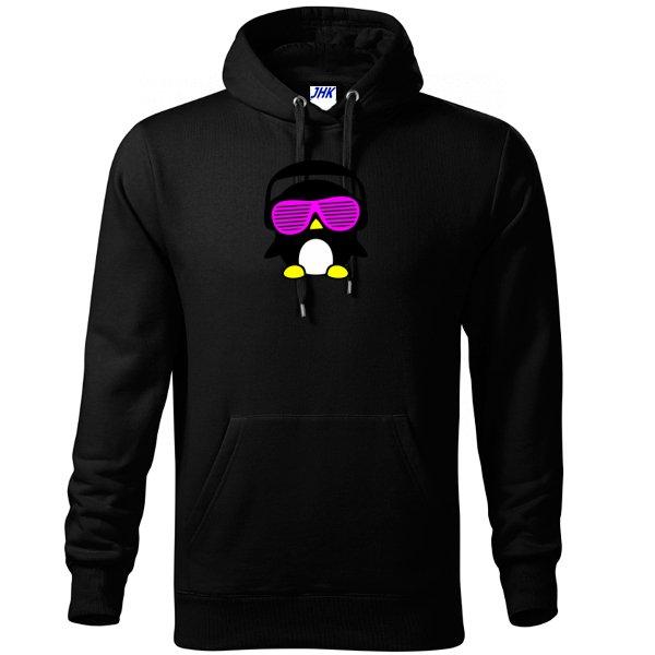 Толстовка Кислотный Пингвин