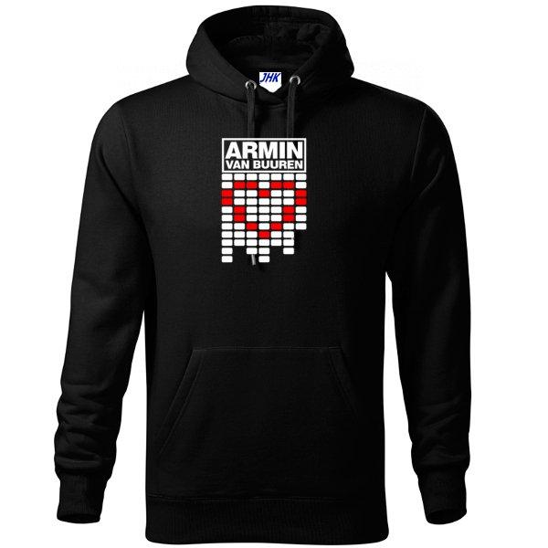 Толстовка Armin van Buuren сердце