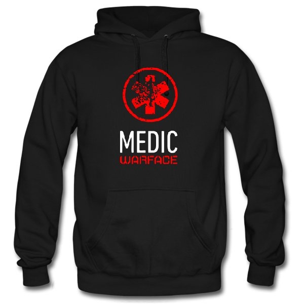 Толстовка Warface Медик