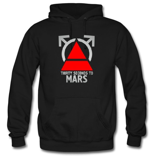 Толстовка 30 Секунд до Марса