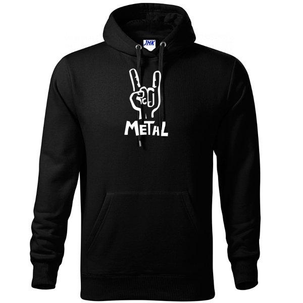 Толстовка Metal