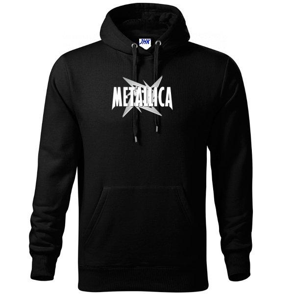 Толстовка Metallica logo