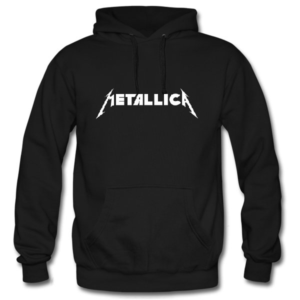 Толстовка Metallica