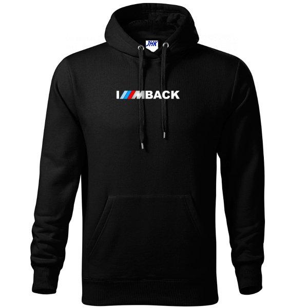 Толстовка Bmw im back