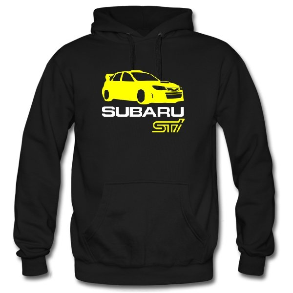 Толстовка Subaru STI