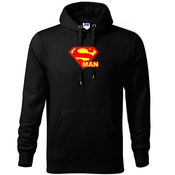 Толстовка Со Знаком Супермена