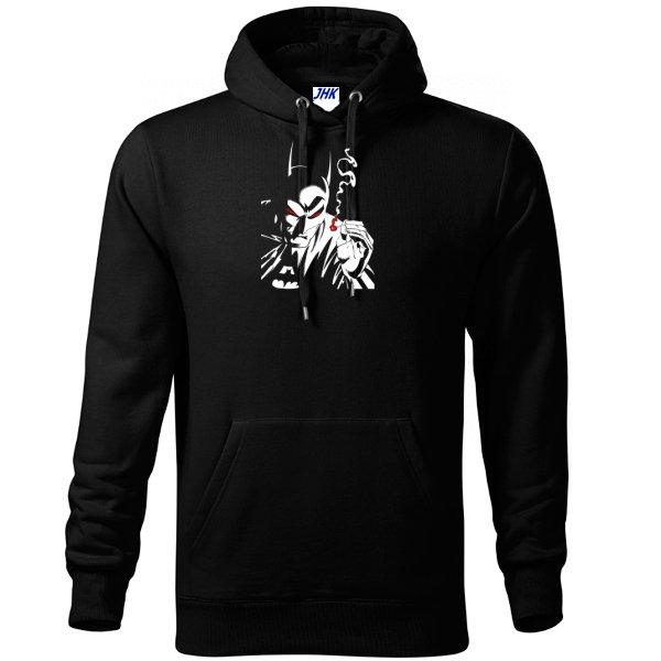 Толстовка Курящий Бэтмен