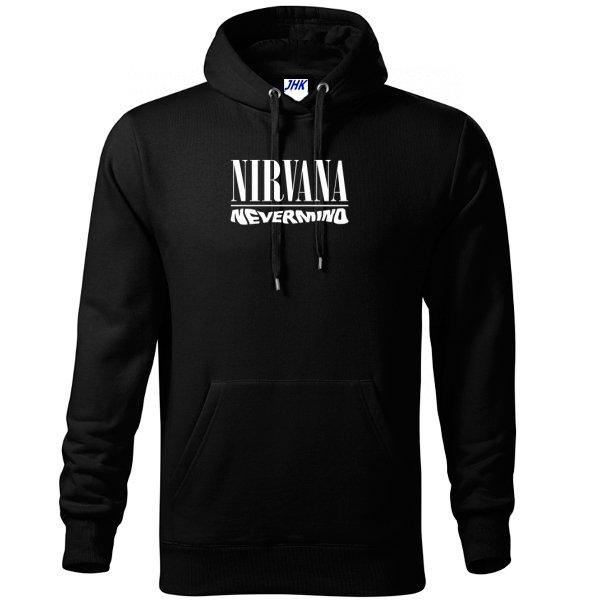 Толстовка Группа Nirvana Nevermind