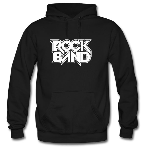 Толстовка Rock Band