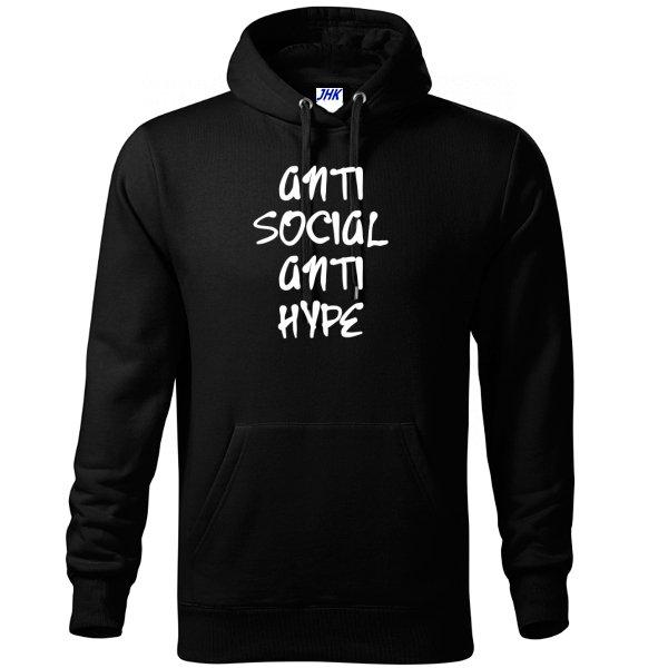 Толстовка Anti Social Anti Hype
