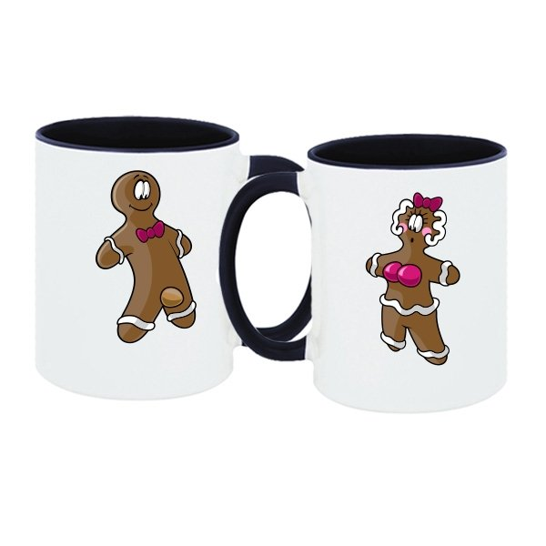 Парные чашки Печеньки