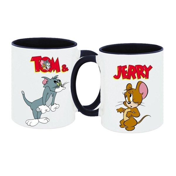 Парные чашки Том и Джерри
