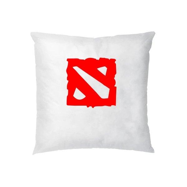 Подушка Логотип Дота