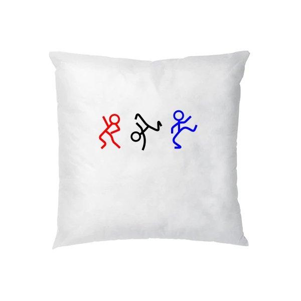 Подушка Танцующие Человечки