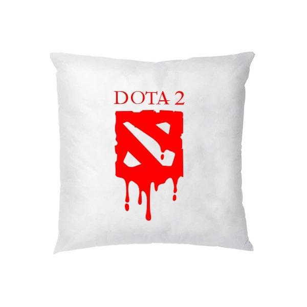 Подушка Кровавая Дота-2
