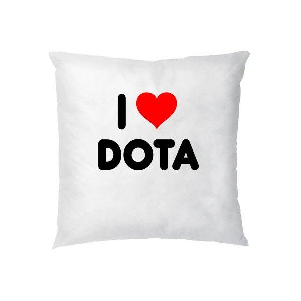 Подушка I Love Dota