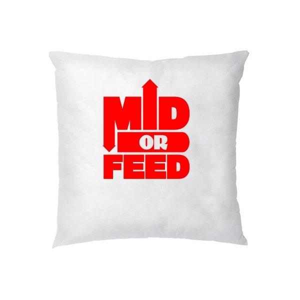 Подушка Mid or Feed