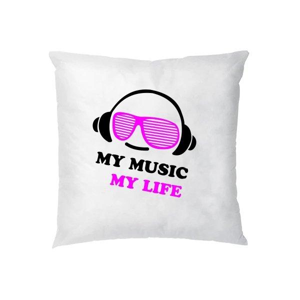 Подушка Моя Музыка - Моя Жизнь