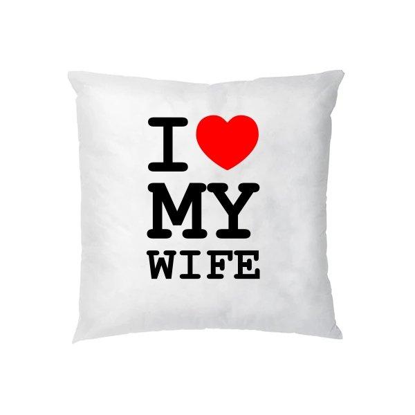 Подушка Люблю Свою Жену