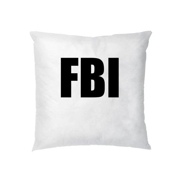 Подушка FBI
