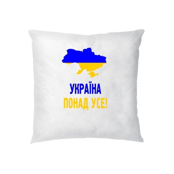 Подушка Україна Понад Усе