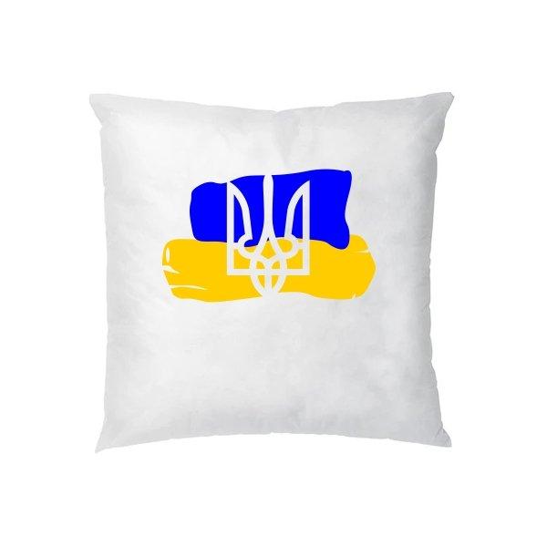 Подушка Прапор з Тризубом