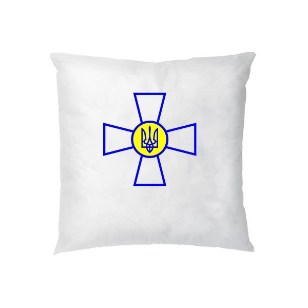 Подушка Военный Символ Украины