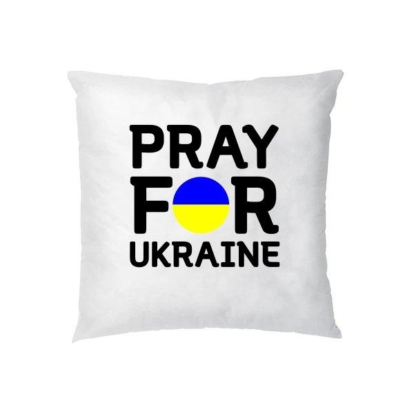Подушка Молись за Україну