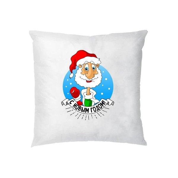 Подушка Дедушка мороз