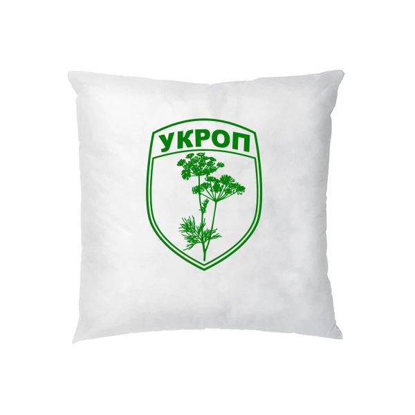 Подушка Укроп