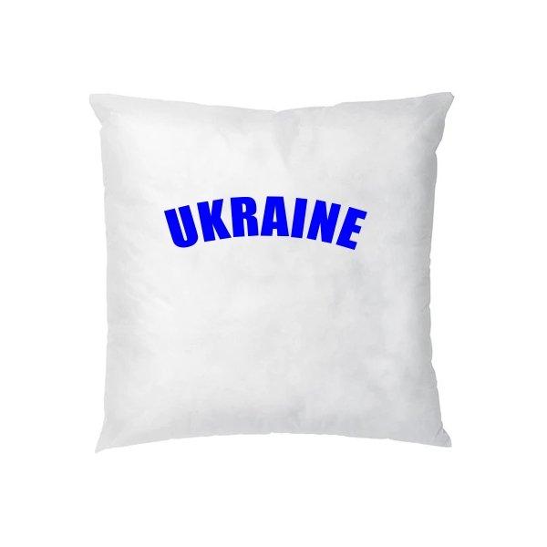 Подушка Надпись Ukraine