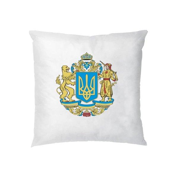 Подушка Большой Герб Украины