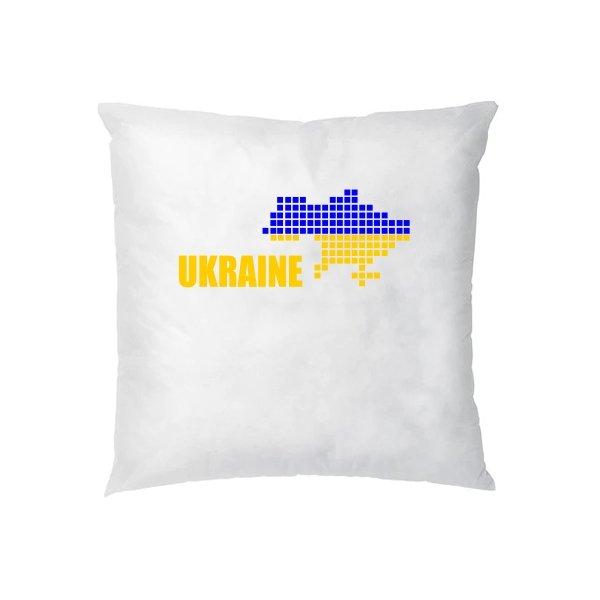 Подушка Карта Украины