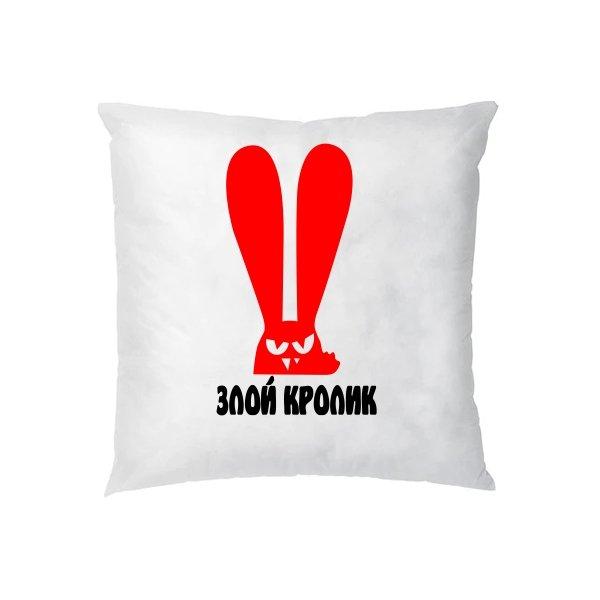 Подушка Злой Кролик