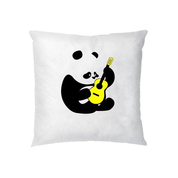 Подушка Панда с Гитарой