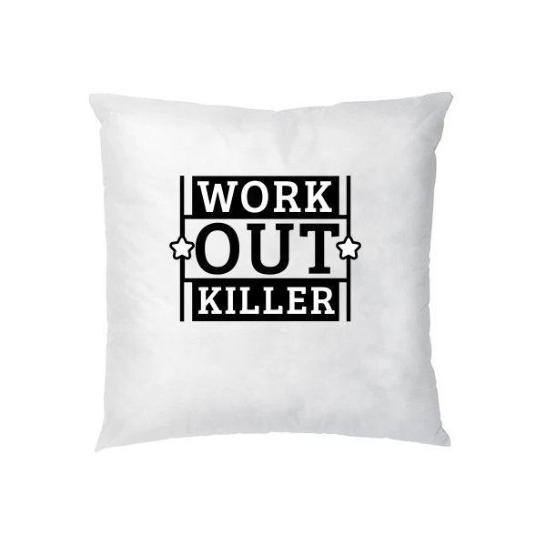 Подушка Work Out Killer