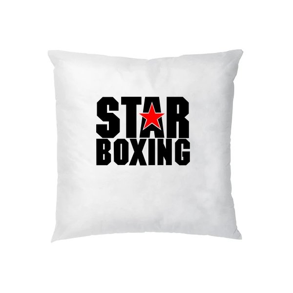 Подушка Звезда Бокса