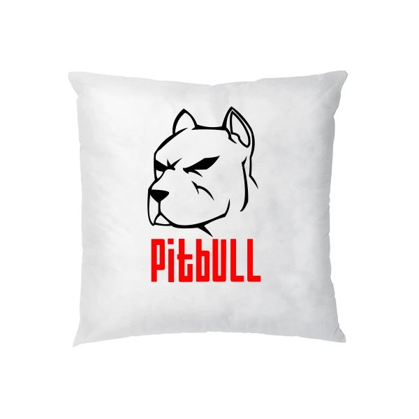 Подушка Питбуль