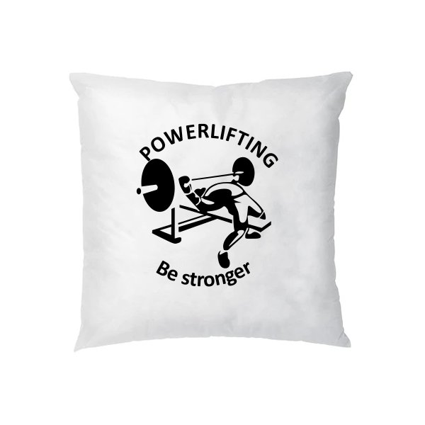 Подушка Powerlifting Be Stronger