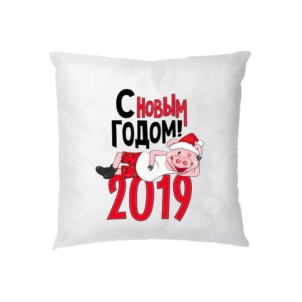 Подушка 2019 год