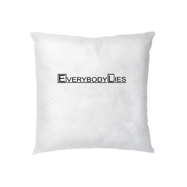 Подушка Everybody Lies