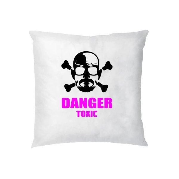 Подушка Danger Toxic