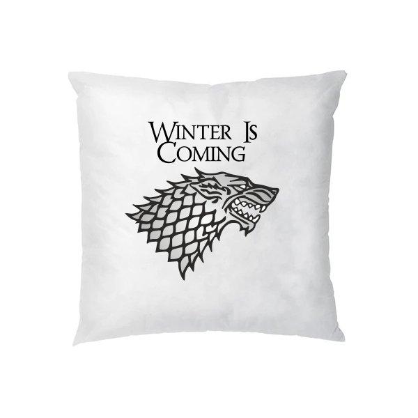 Подушка Winter is Coming
