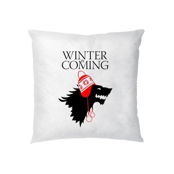 Подушка Зима Близко