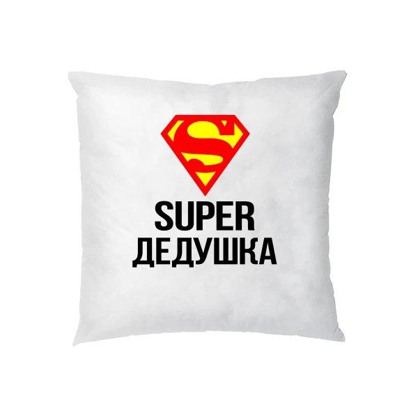 Подушка Супер Дедушка