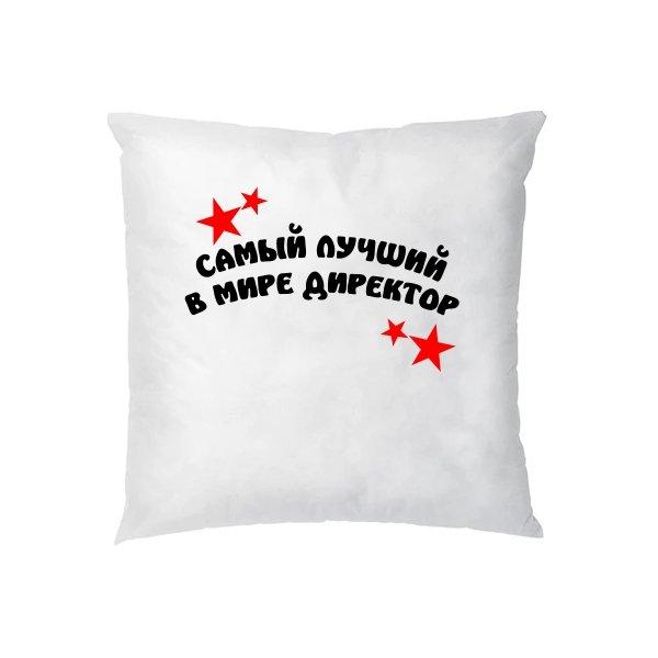 Подушка Лучший в мире Директор